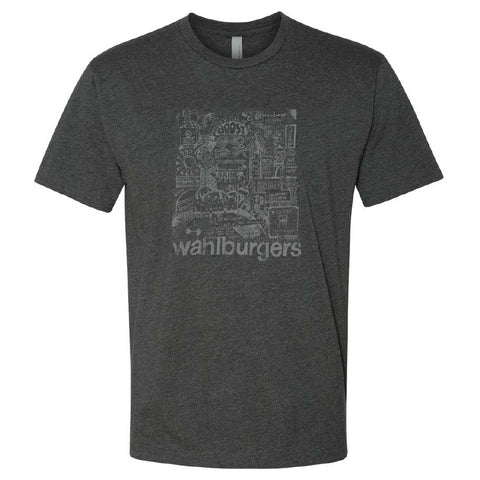 Paul's Choice; Wahlburger's Sketch Tee