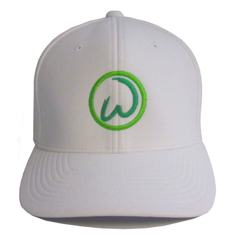 Performance Flex-Fit White Hat