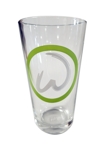 Wahlburgers Pint Glass