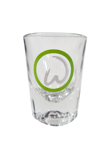 Wahlburgers Shot Glass