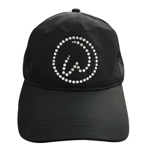 Wahlburgers Bling Black Hat