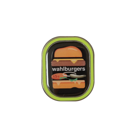 New! Collectible Burger Pin