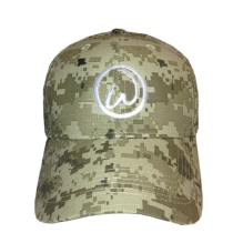 Wahlburgers Digital Camo Hat
