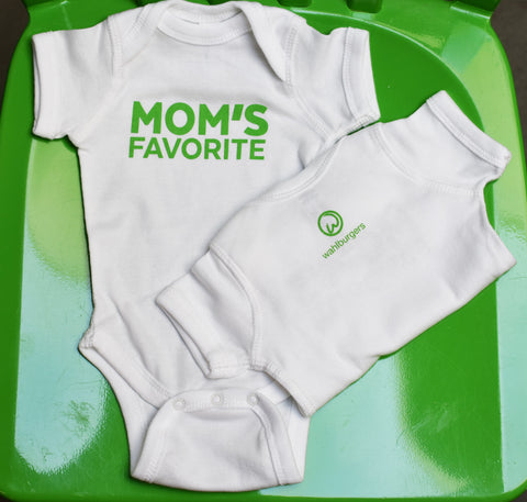 New! Mom's Fave - Onesie