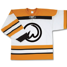 Wahlburgers Boston Hockey Game Jersey