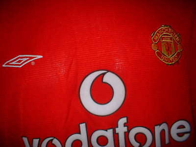 a0cc0020622 Manchester United Ryan Giggs Jersey Shirt Adult XL Soccer Umbro Football  Vintage
