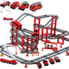 The Firefighter Trucks Rail Set - FREE SHIPPING