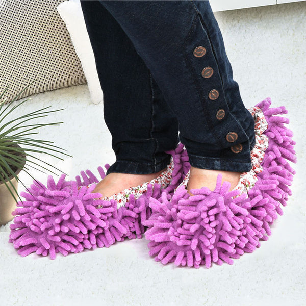 The Marvelous Microfibre Mop Slippers - FREE SHIPPING - One Cool Gift  - 1