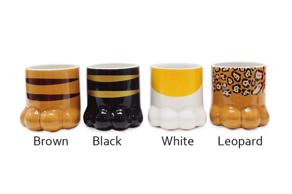 Pawsitively Cat Paw Ceramic Mug 250ML - One Cool Gift  - 2