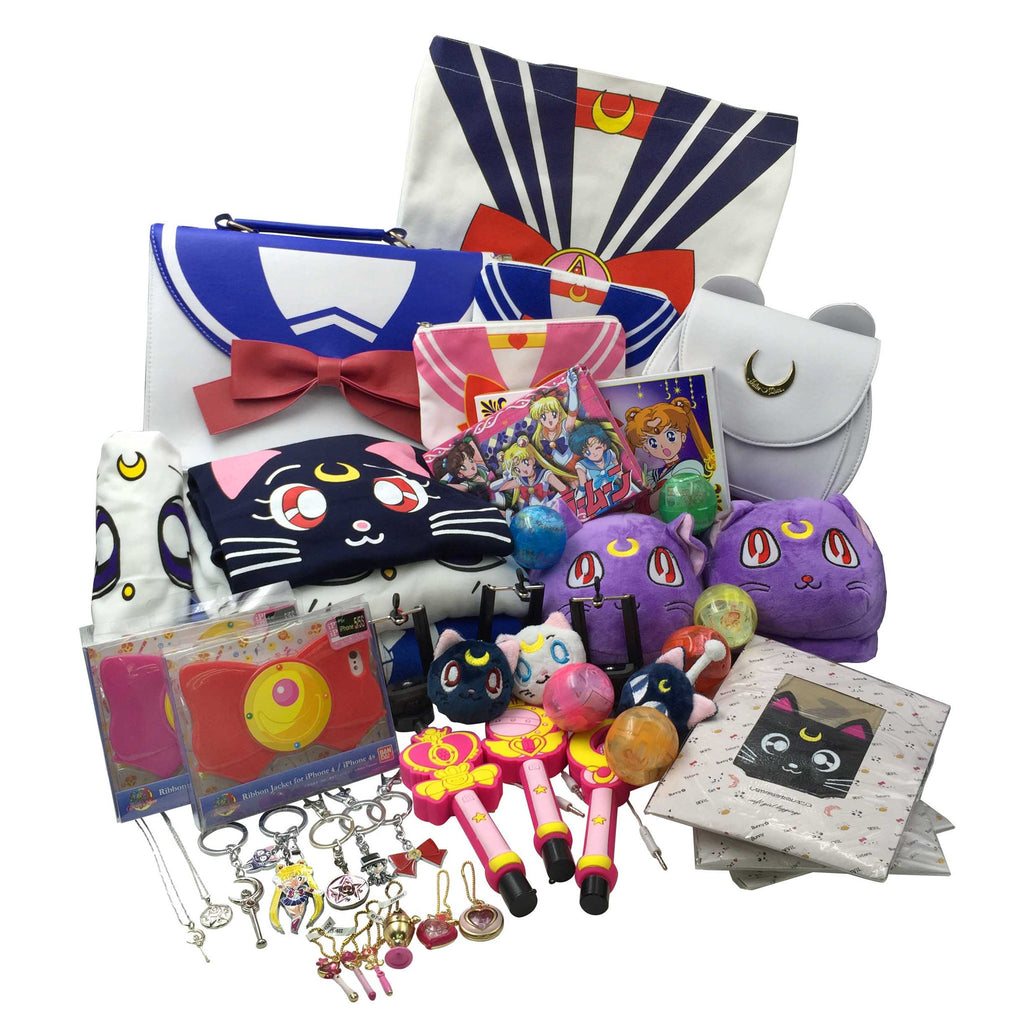 Sailor Moon Fans Collection | One Cool Gift