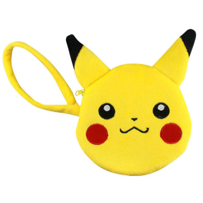 Pika-Pika Pikachu Coin Purse - One Cool Gift  - 1