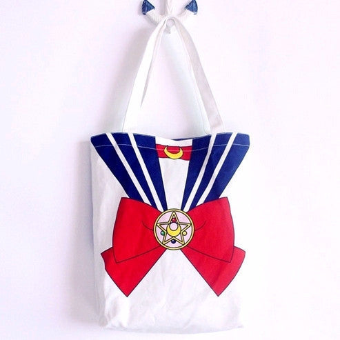 Sailor Moon Premium Quality Tote Bag - One Cool Gift  - 1