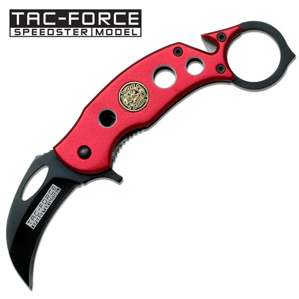 Tac-Force Karambit Firefighter Rescue Knife