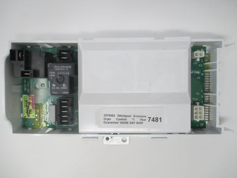 3978983 REFURBISHED Dryer Control Board *2 Year Guarantee* FAST SHIPPING