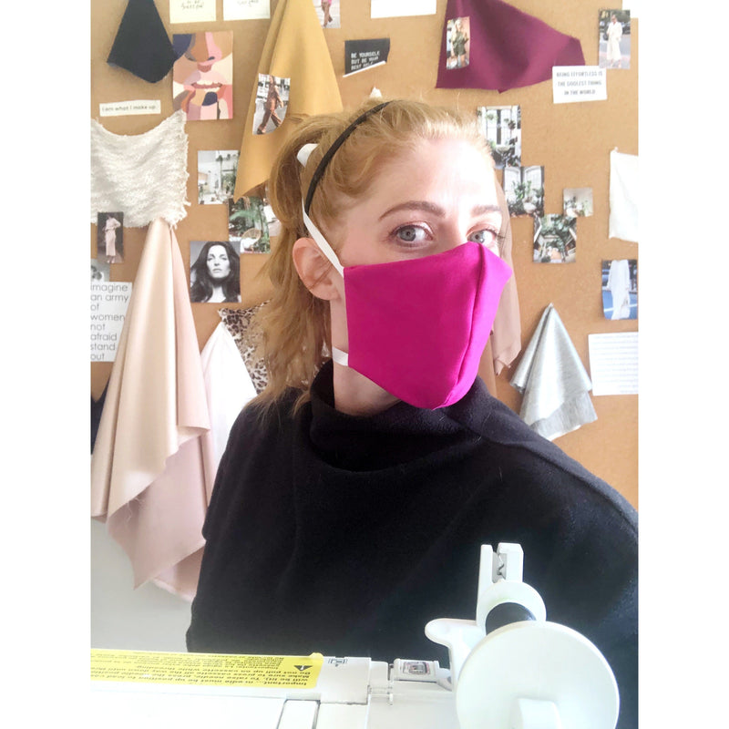 LOOK GOOD DO GOOD Direct Donation of two masks!
