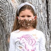 LOOK GOOD DO GOOD Rose Sequin Mask - Child