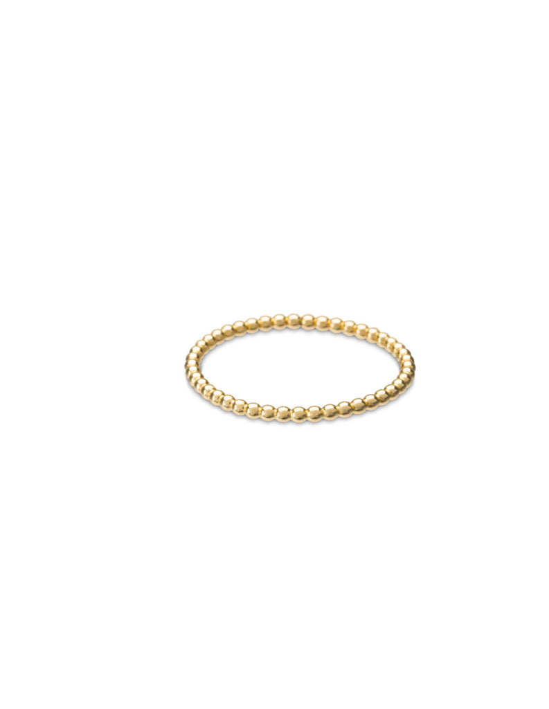 eco gold halo ring by may hofman jewellery