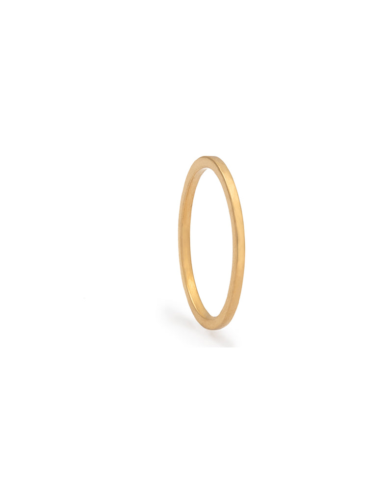 Circle Ring by may hofman jewellery