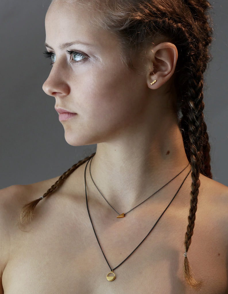 Unique necklace by May Hofman Jewellery