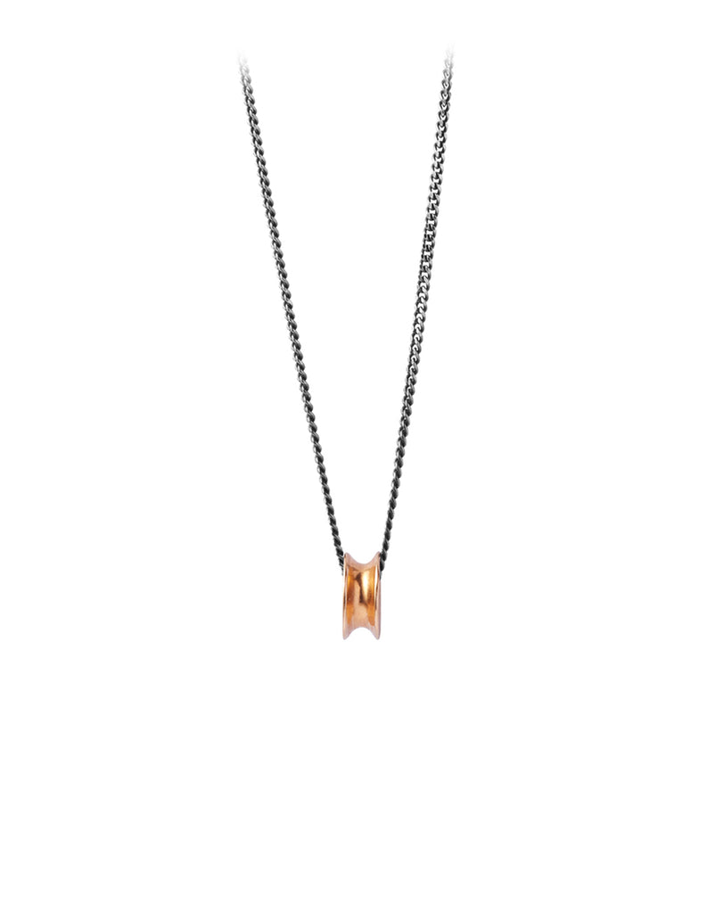 Eco Gold OY Necklace by May Hofman Jewellery