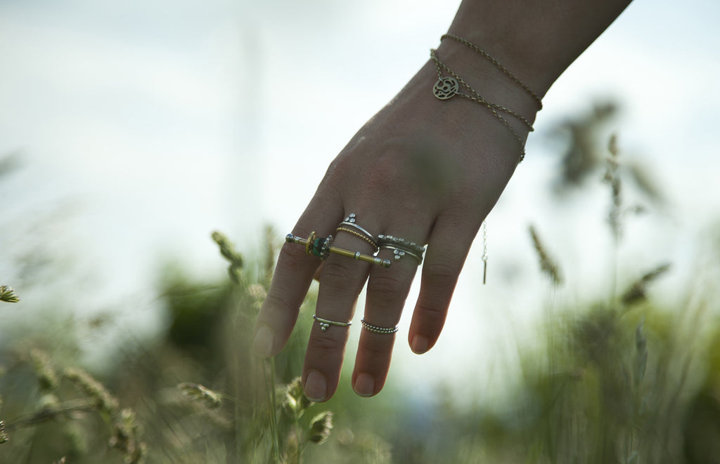Mega Talis Ring By May Hofman Jewellery