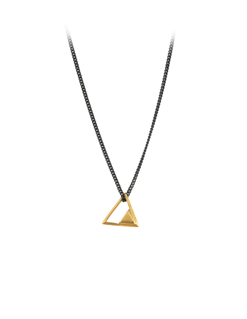 Tri Necklace