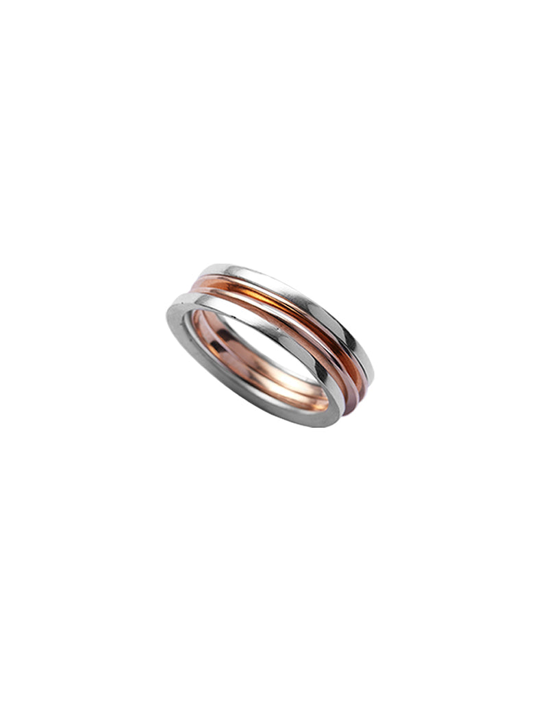 XYXY Stacking ring set by May Hofman Jewellery