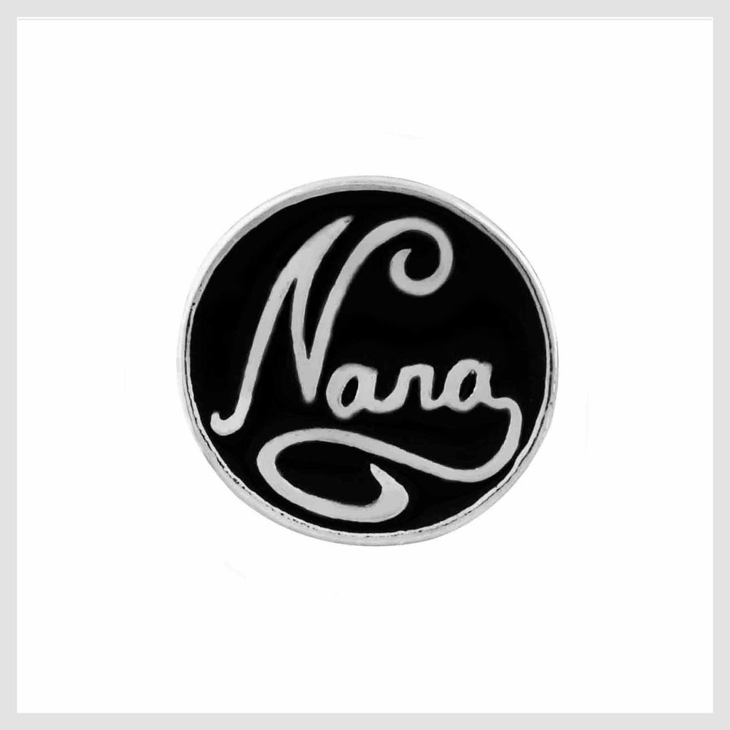 Snap Charm Nana 12mm 1/2""