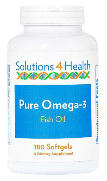 Pure Omega-3 180 softgels