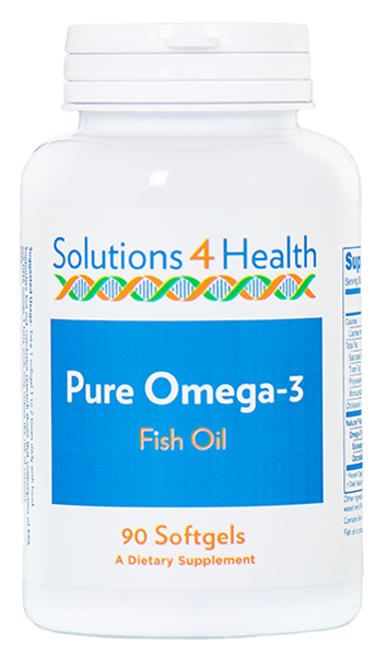 Pure Omega-3 90 softgels
