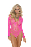 Deep V Stretch Teddy