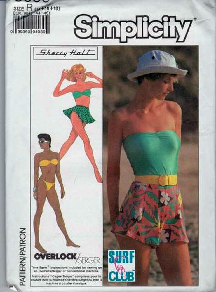 1980s 1990s Ladies Vintage Patterns
