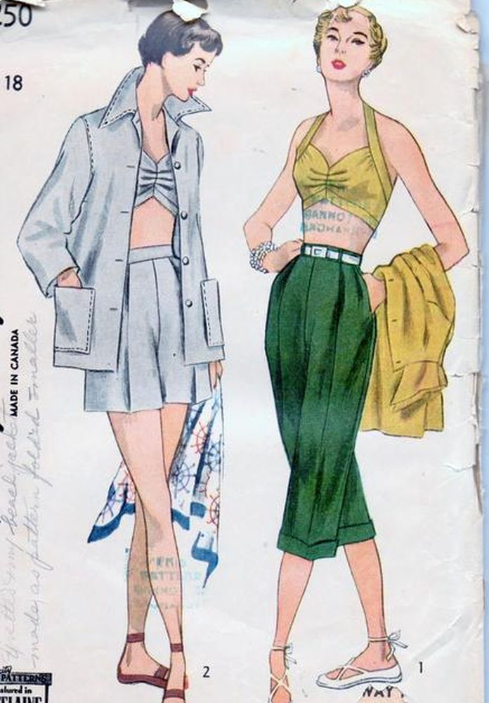 All Vintage Sewing Patterns