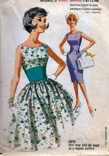mccalls vintage sewing patterns vintagestitching.com