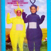 Butterick 5792 Children's Toddler Teletubbies Halloween Costume Sewing Pattern - VintageStitching - Vintage Sewing Patterns