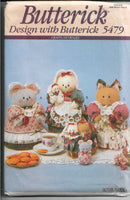 vintage sewing pattern 1990s crafts