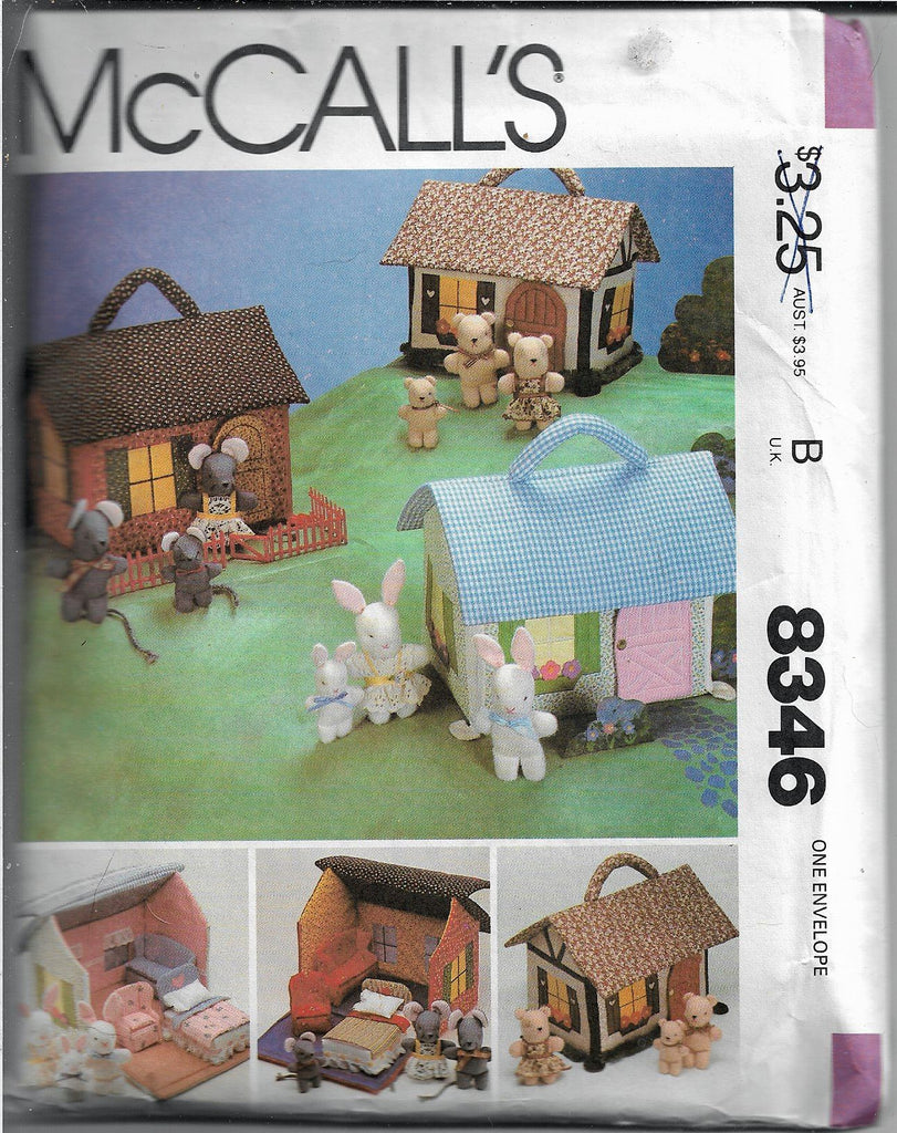 mccalls 8346 craft pattern