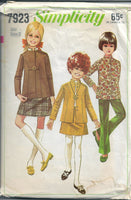 vintage sewing pattern 1960s jacket