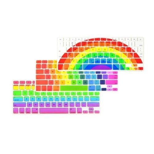 Keyboard Cover-Rainbow