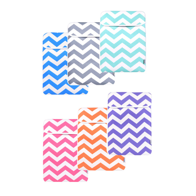 "Sleeve Bag 15""-Chevron"