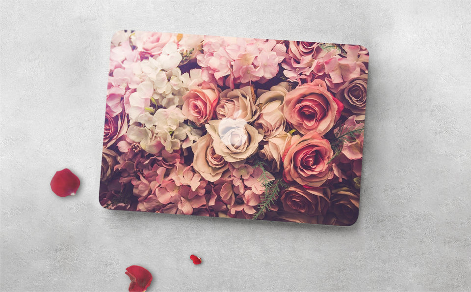 """A1707 With Touch Bar Lavish Floral Matte Case for New MacBook Pro 15/"""" A1990"""
