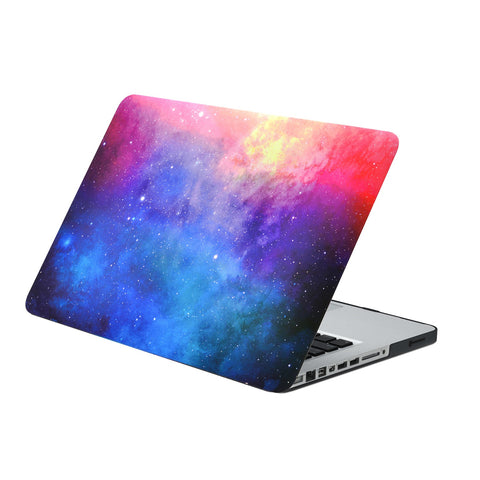 "Pink Galaxy Graphic Rubberized Hard Case for MacBook Pro 13"" Model A1278"