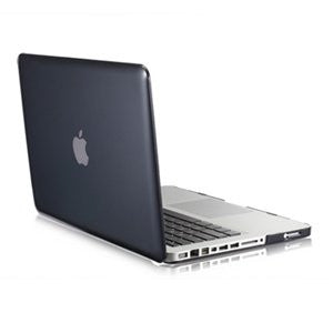 "Black Crystal Hard Case Cover for Apple Macbook PRO13"" 13.3 ( A1278 ) - TOP CASE"