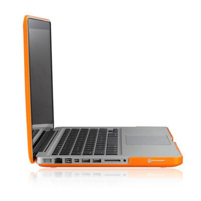 "Orange Rubberized Hard Case Cover for Apple Macbook PRO 13"" 13.3 (A1278)"