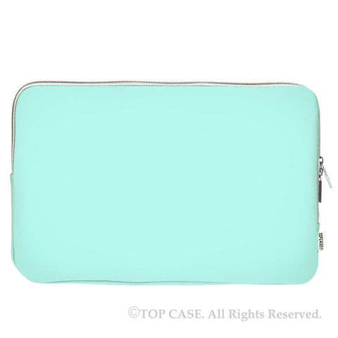 "Zipper Hot Blue Sleeve Bag Cover for New Released Macbook 12"" 12-Inch Model: A1534 Retina Noteboook"