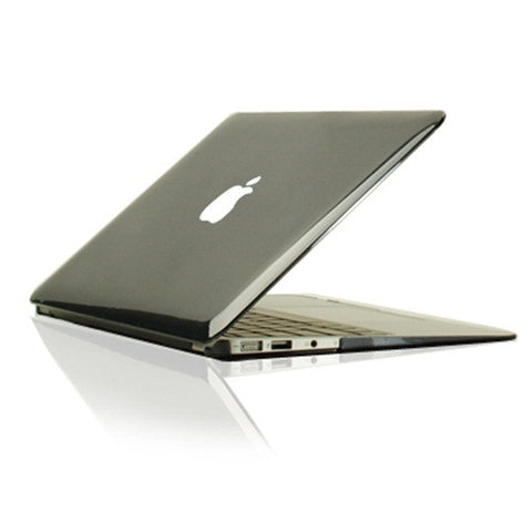 "Crystal Black Hard Case Cover for Macbook Air 13"" A1369 and A1466 - TOP CASE"