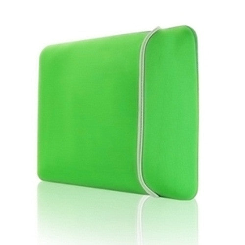 "Sleeve Bag Green Cover Case for Laptop 15"" Macbook Pro"