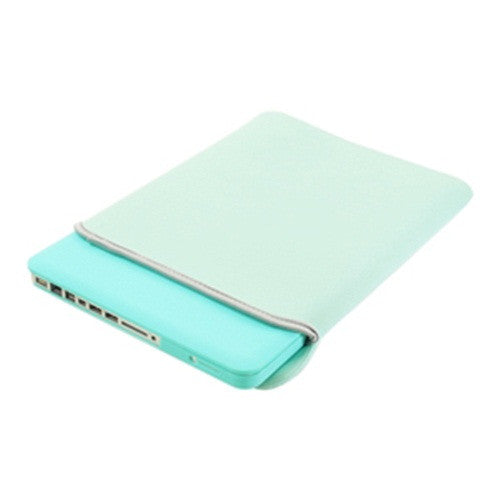 "TIFANY BLUE Sleeve Bag Cover Case for Laptop 11"" Macbook Pro"