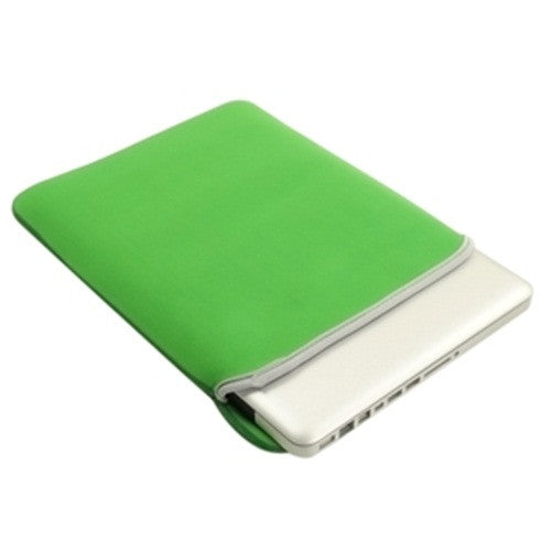 "Sleeve Bag Green Cover Case for Laptop 13"" Macbook Pro"