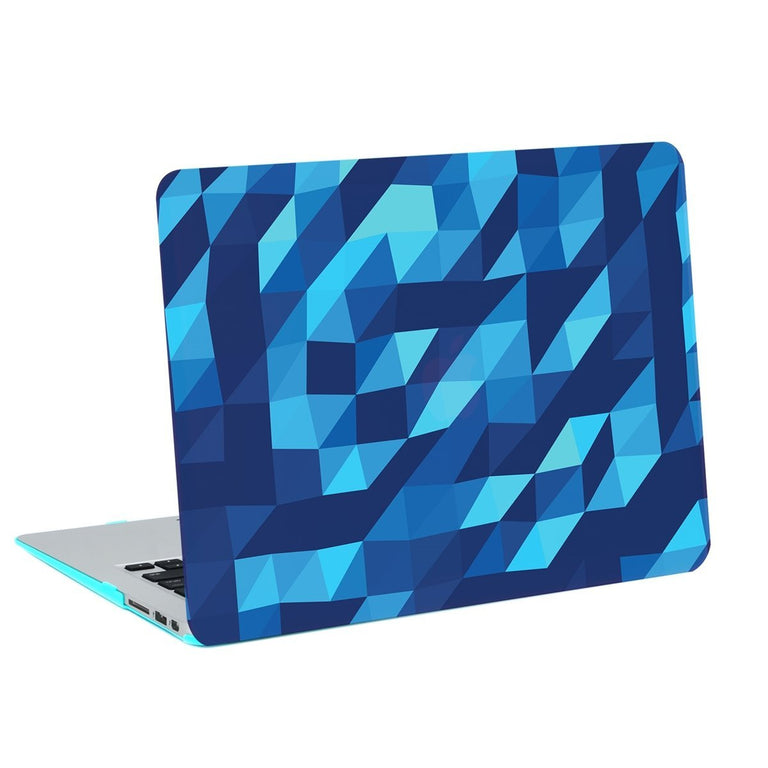 TOP CASE - Create Your Own Graphics and Text Customized Hard Shell Case for Macbook